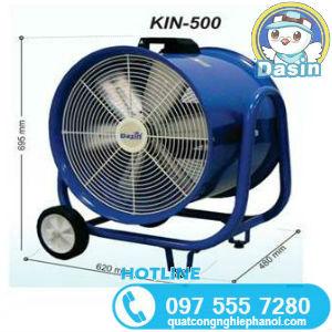 quat hut cong nghiep dasin kin 500