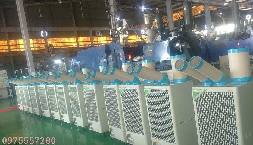 Bàn giao 20 máy Nakatomi SAC-4500 cho nhà máy sản xuất tại Hưng Yên