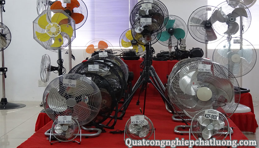 Nhà sản xuất quạt điện Dasin