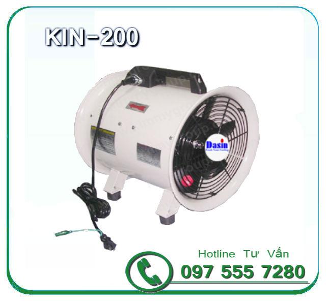 quat hut cong nghiep kin-200