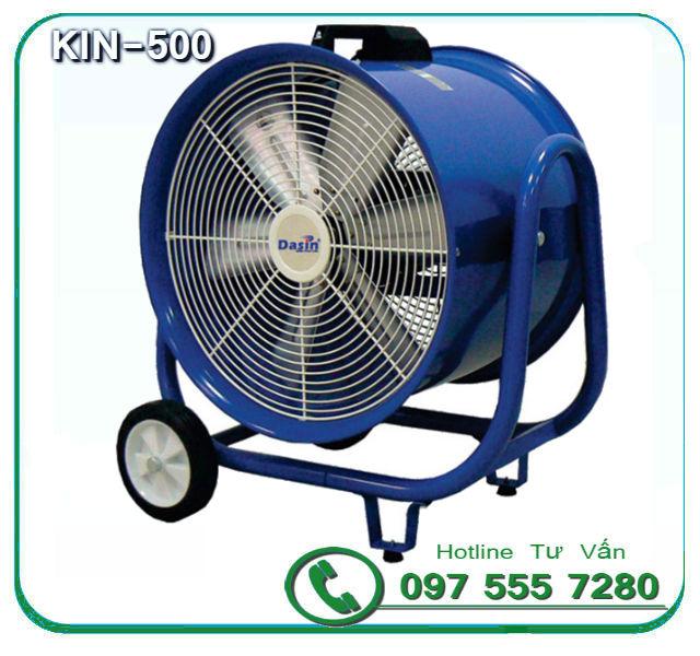 quat hut cong nghiep kin500