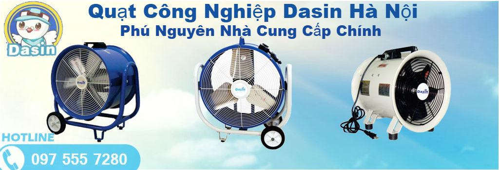 Quạt Hút Bụi Phòng Sơn Dasin KIN-500