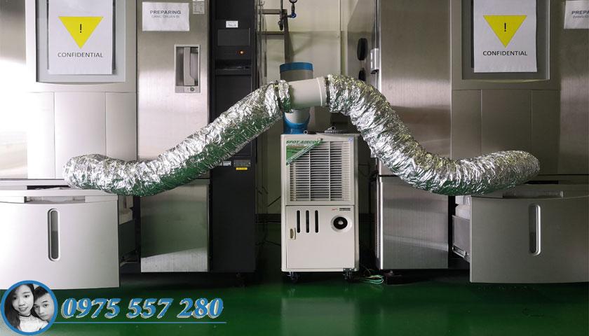 máy lạnh đứng mini