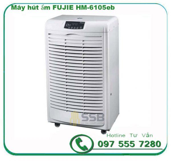 may hut am cong nghiep fujie hm-6105eb