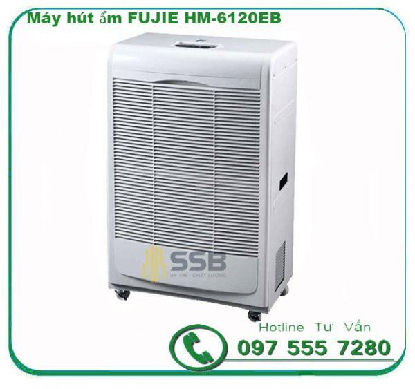 may hut am cong nghiep fujie hm-6120eb