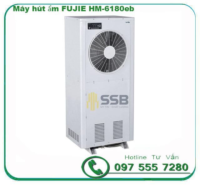 may hut am cong nghiep fujie hm-6180eb