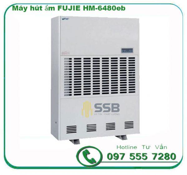 may hut am cong nghiep fujie hm-6480EB